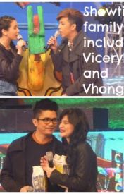 Showtime family includes Vicerylle and VhongAnne by AnikaKarrie