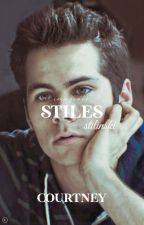 STILES STILINSKI▫️imagines by rikkisdreams