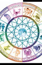 Horoscopes by vampmer0