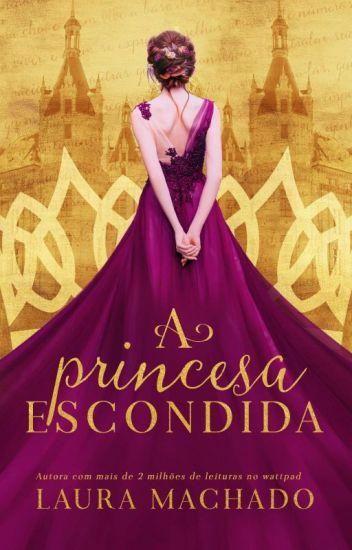 A Princesa Escondida [Livro 1] - AMOSTRA