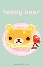 teddy bear ; cashton au by loulovesfivesos