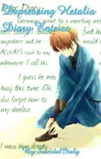 Depressing Hetalia Diary Entries by SuicidalItaly