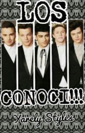 Los Conoci!! by yarelyg159