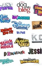 Disney Channel Vs. Poll by DisneyChannelFangirl