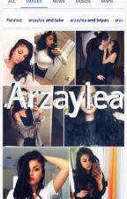 Arzaylea by itzsebstylinson