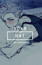 Boar Hat [Nanatsu No Taizai] by Lyishence