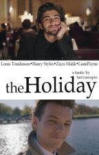 The Holiday - Larry, Ziam by lavaiomarcos