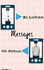 Messages // HunHan  (✓) by xtovelo_stephi