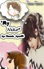 My Neko♥♂ChanBaek♂◀ BaekYeol♚ by channie_byun_28