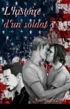 L'histoire D'un Soldat ( Captain America ) by Nournourse2001
