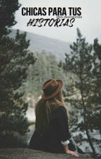 Chicas para tus historias by WastingInk10