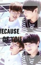Because Of You - KookMin by Alien_Min