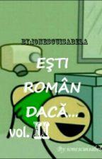 EŞTI ROMÂN DACĂ... vol. II by ionescuisabela
