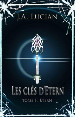 Les Clés d'Etern, tome 1 : La carte perdue by Rain_flower_ie