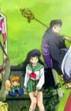 Inuyasha couples by AskLordSesshomaru