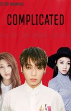 Complicated [Jungkook x Halla] by yoon_zara01