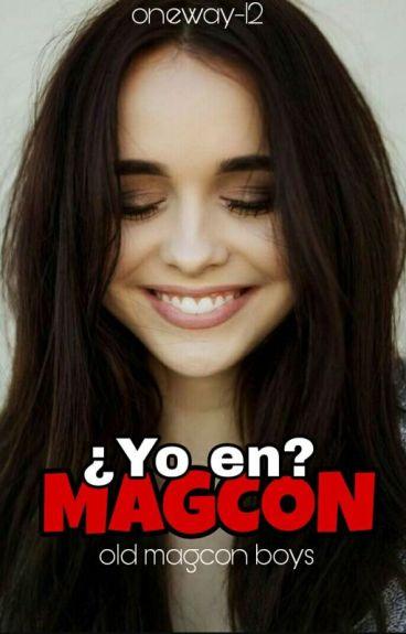 ¿Yo en Magcon?