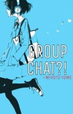 Group Chat?! (TheVamps&TheTide) by MiyoruYume