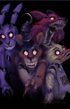 Five nights at freddy's, Inicio  by LuizaLeal218