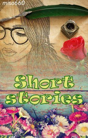 Různé povídky(Short stories) by misa660