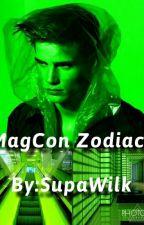 MagCon Zodiacs by toxicallymusic