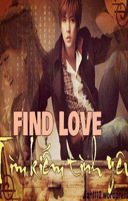 [Shortfic][Guilun][K+] Find Love