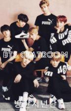 BTS ChatRoom by Jiminieneedsjams