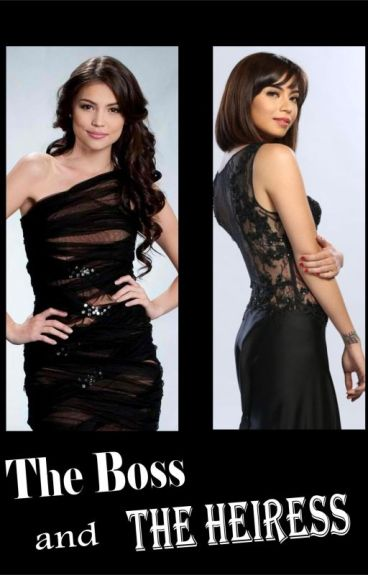 The Boss and The Heiress (RaStro) (Lesbian Romance)