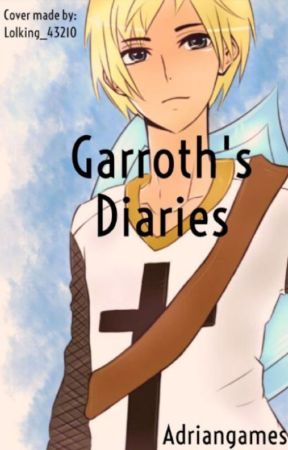 Garroth's Diaries by Adriangames