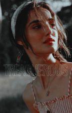 Treacherous ─ Theo Raeken ¹ by itonya