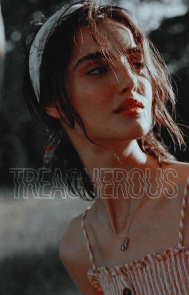 TREACHEROUS ⇢ THEO RAEKEN [i]