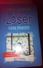 Het leven van een loser geen paniek by elisabedgirls