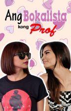 Ang Bokalista Kong Prof(Rastro/jathea Fanfic Story) by tinyhead91