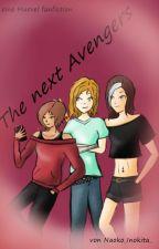 The next Avengers -eine neue Generation by Naoko_Inokita