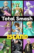 Total Smash Island by BloodMoon-