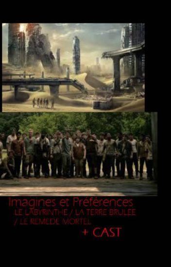 Imagines et Préférences : Le labyrinthe , la terre brûlée , le remède mortel.