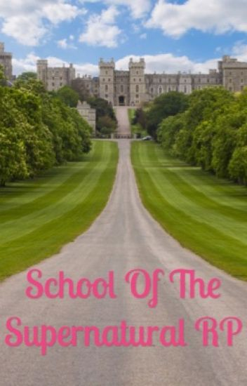 The School of Supernatural RP