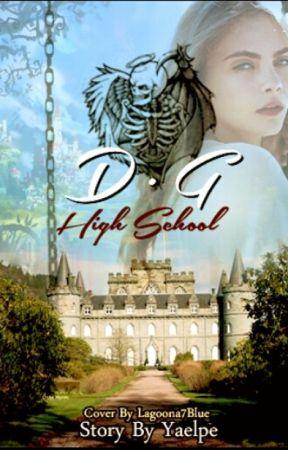 High School D.G(עברית) by YPbooks