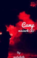 Camp (minizerk AU) by mustachioliz