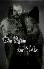 Die Reise von Tália by LostInStoriess