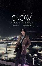Snow - BTS Rap Monster x Reader by stephjjk