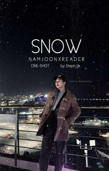 Snow - BTS Rap Monster x Reader