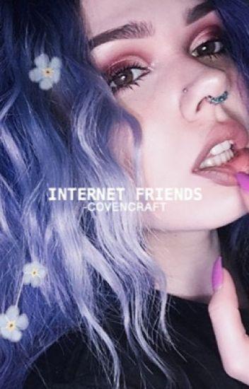 INTERNET FRIENDS ► SIMON MINTER ✔︎