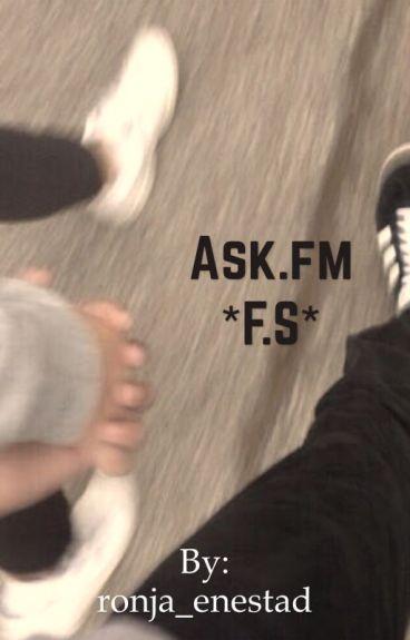 Ask.fm  *F.S*