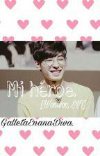 Mi héroe. //Wonwoo SVT// by JeonLeeYoon