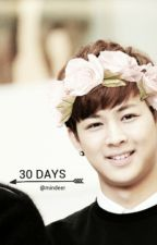 || 30 DAYS || Yunhyeong by mindeer