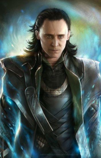 You fell from the sky - Loki FF CZ