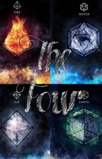 The Four (elements)  ON HOLD  by Crazy_Dreamer1