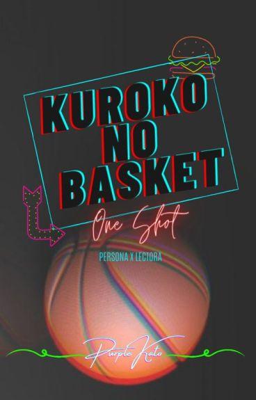 Kuroko no Basket Personaje x lectora