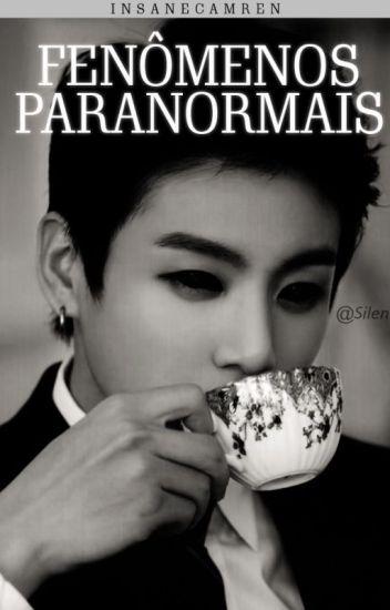 fenômenos paranormais • lashton [afi + lrh]